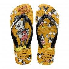 Chinelo Havaianas Disney Stylish Masculino - Amarelo