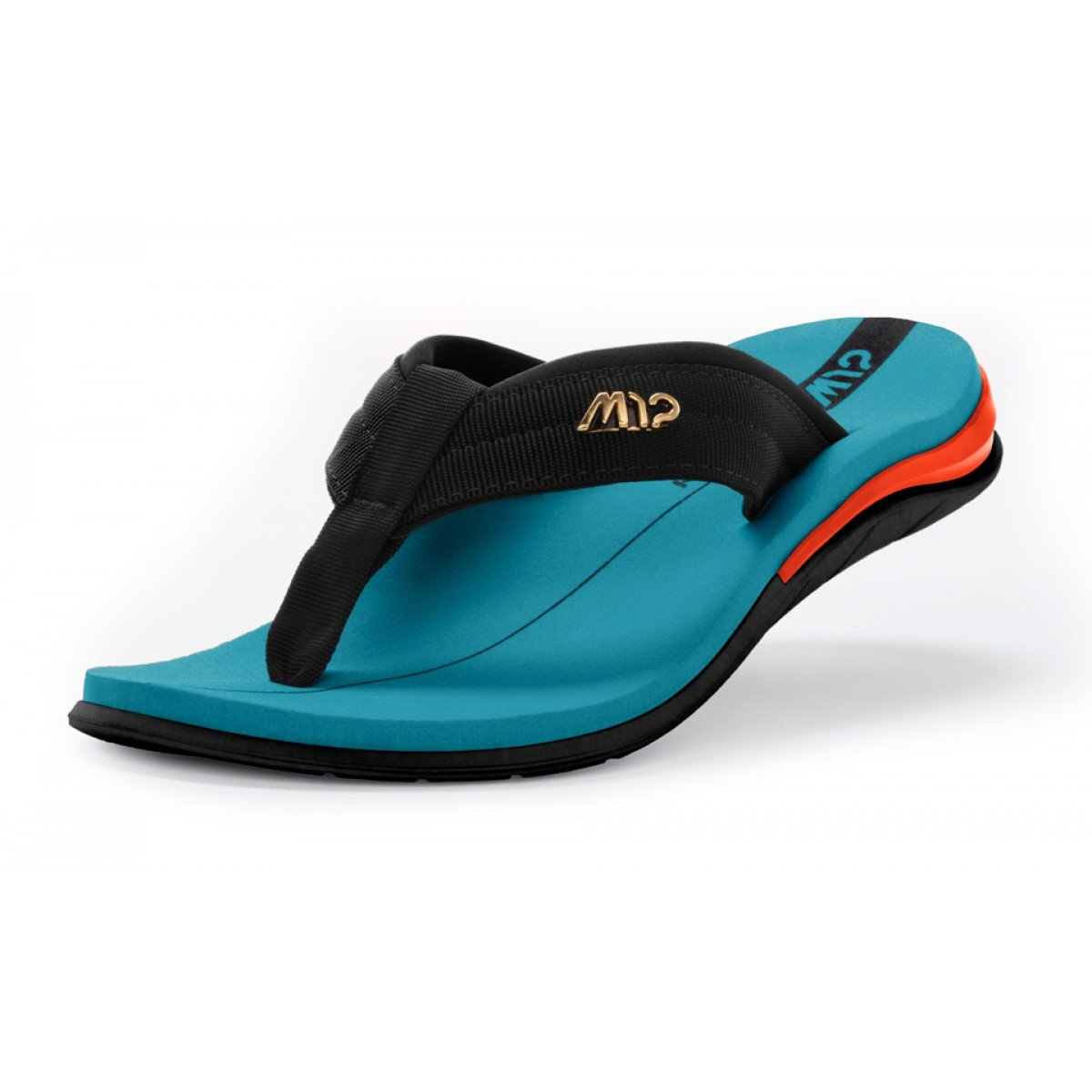 Chinelo Kenner Action Gel M12 Masculino - Azul