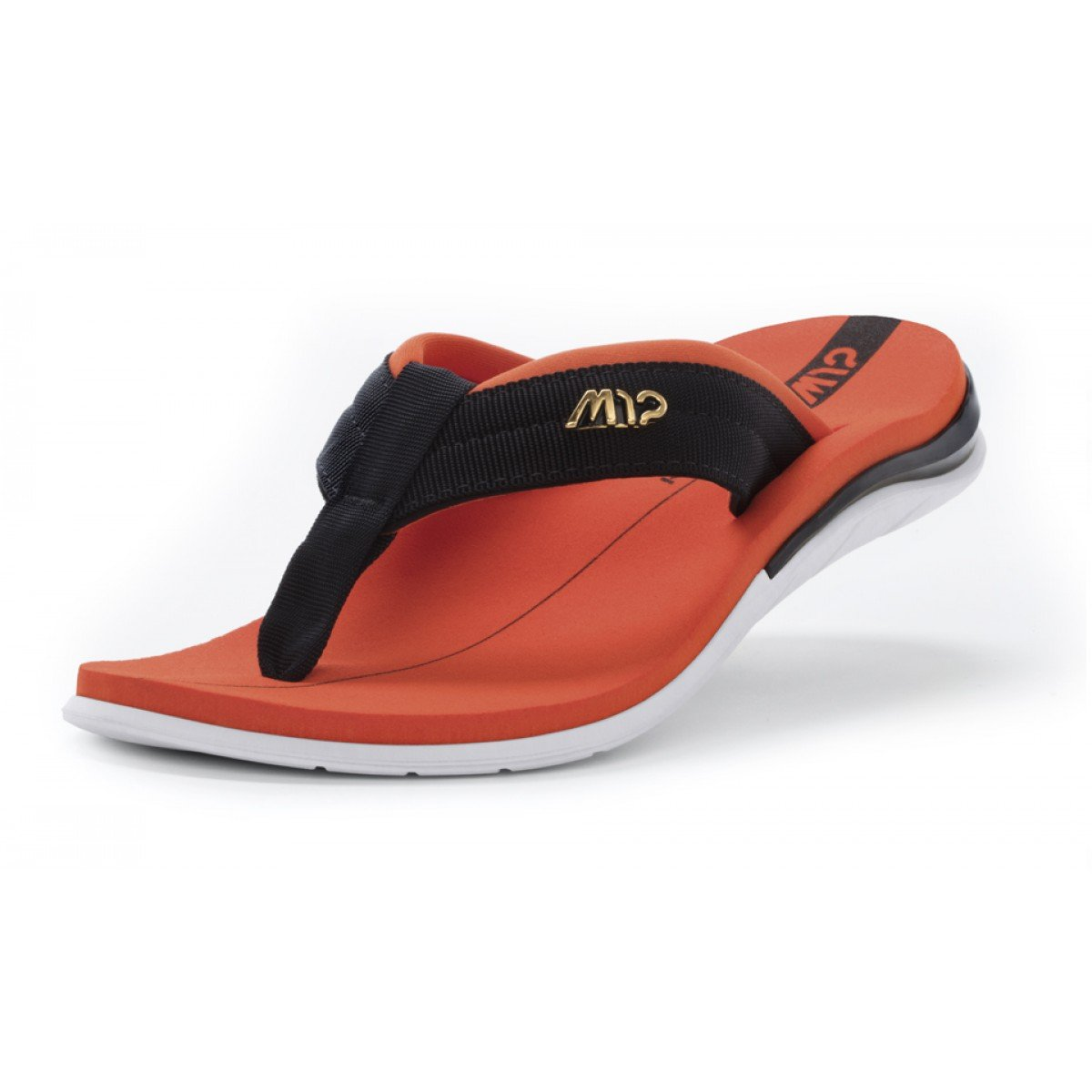 Chinelo Kenner Action Gel M12 Masculino - Laranja