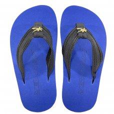 Chinelo Kenner Joy NK6 HNZ Infantil - Preto e Azul