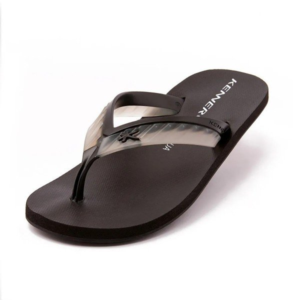 Chinelo Kenner Acqua Glass THP Masculino - Preto