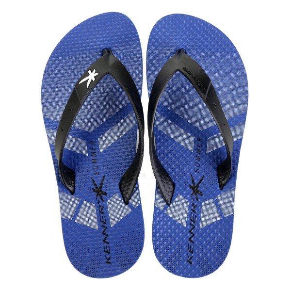 Chinelo Kenner Summer Sport TIS Masculino - Azul