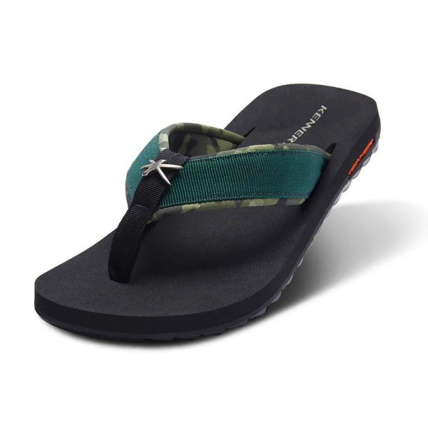 Chinelo Kenner Kivah Force TXM Militar - Verde